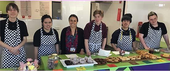 Canteen Work Teams