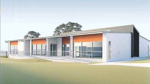 masterplan school image new building