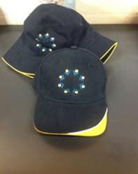 We got hats